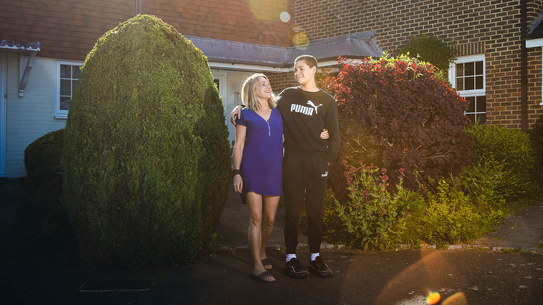 Ashtead Doorstep Portraits 24