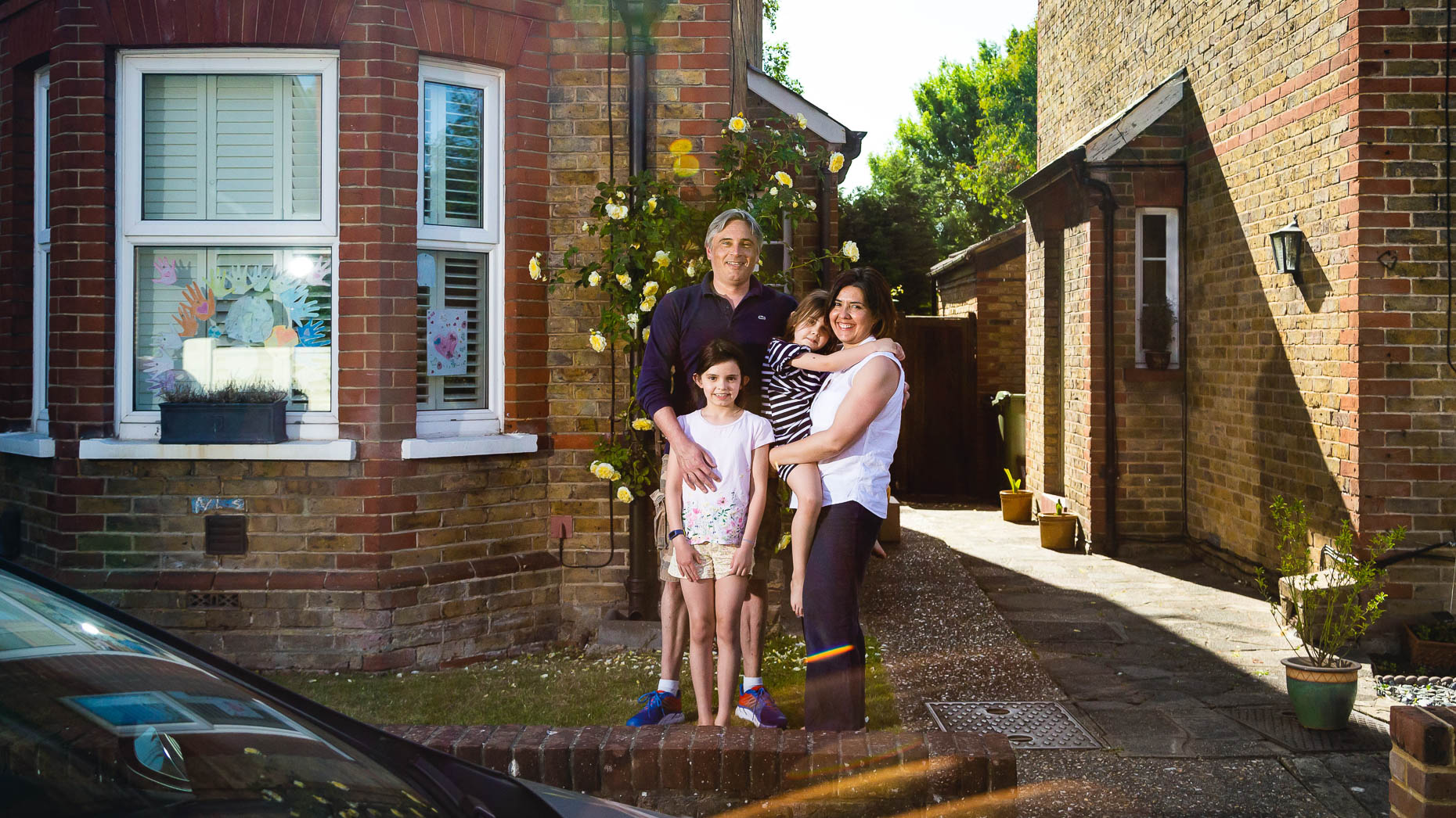 Ashtead Doorstep Portraits 37