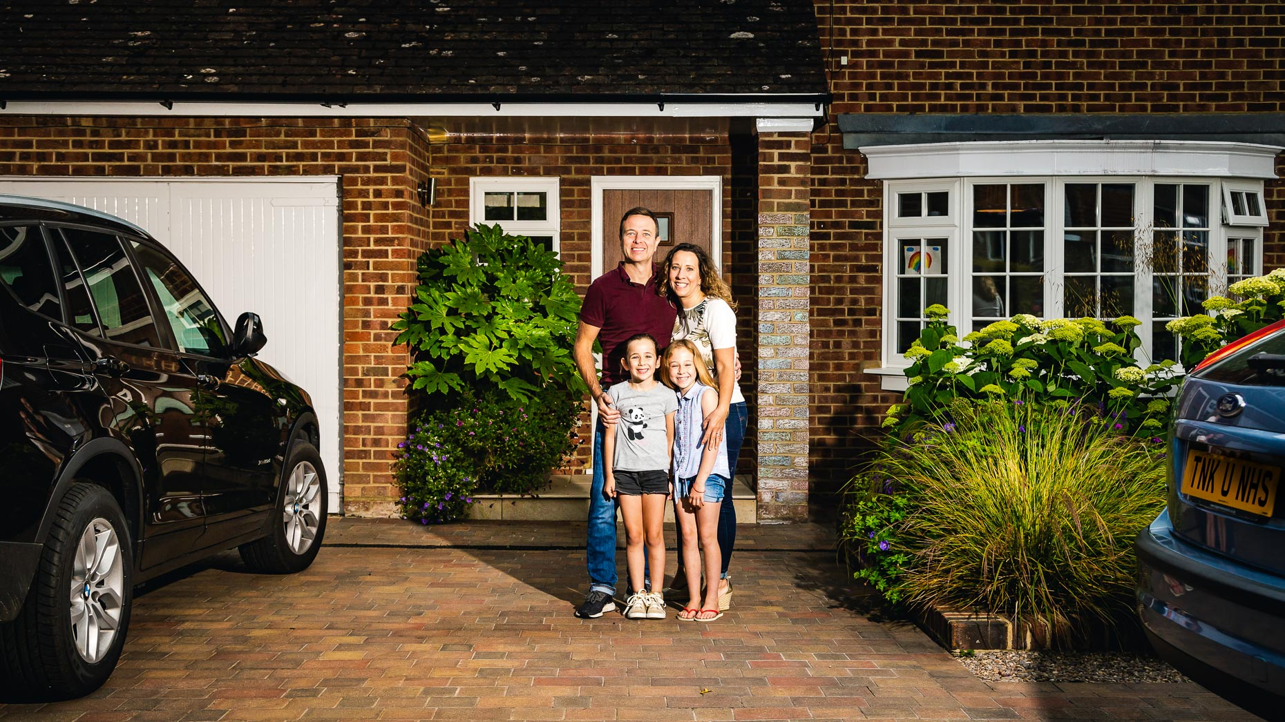 Ashtead Doorstep Portraits 50