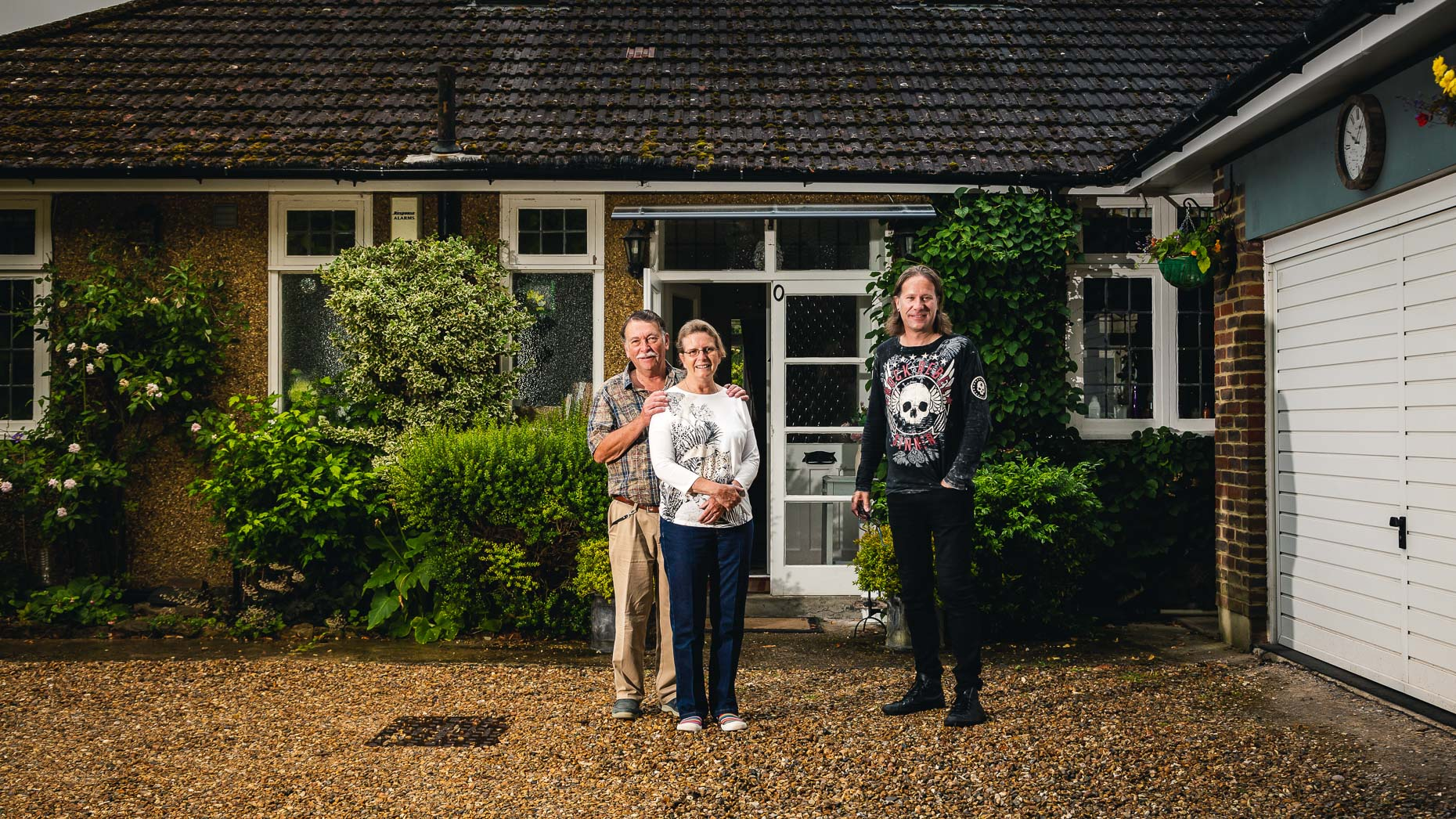 Ashtead Doorstep Portraits 70