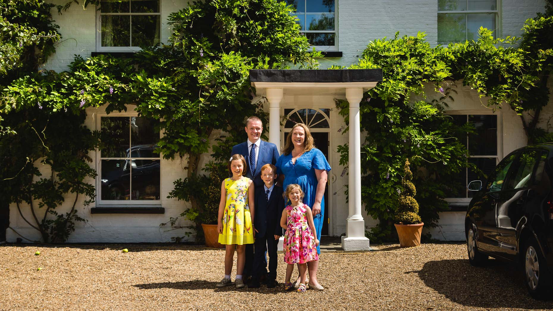 Ashtead Doorstep Portraits 84