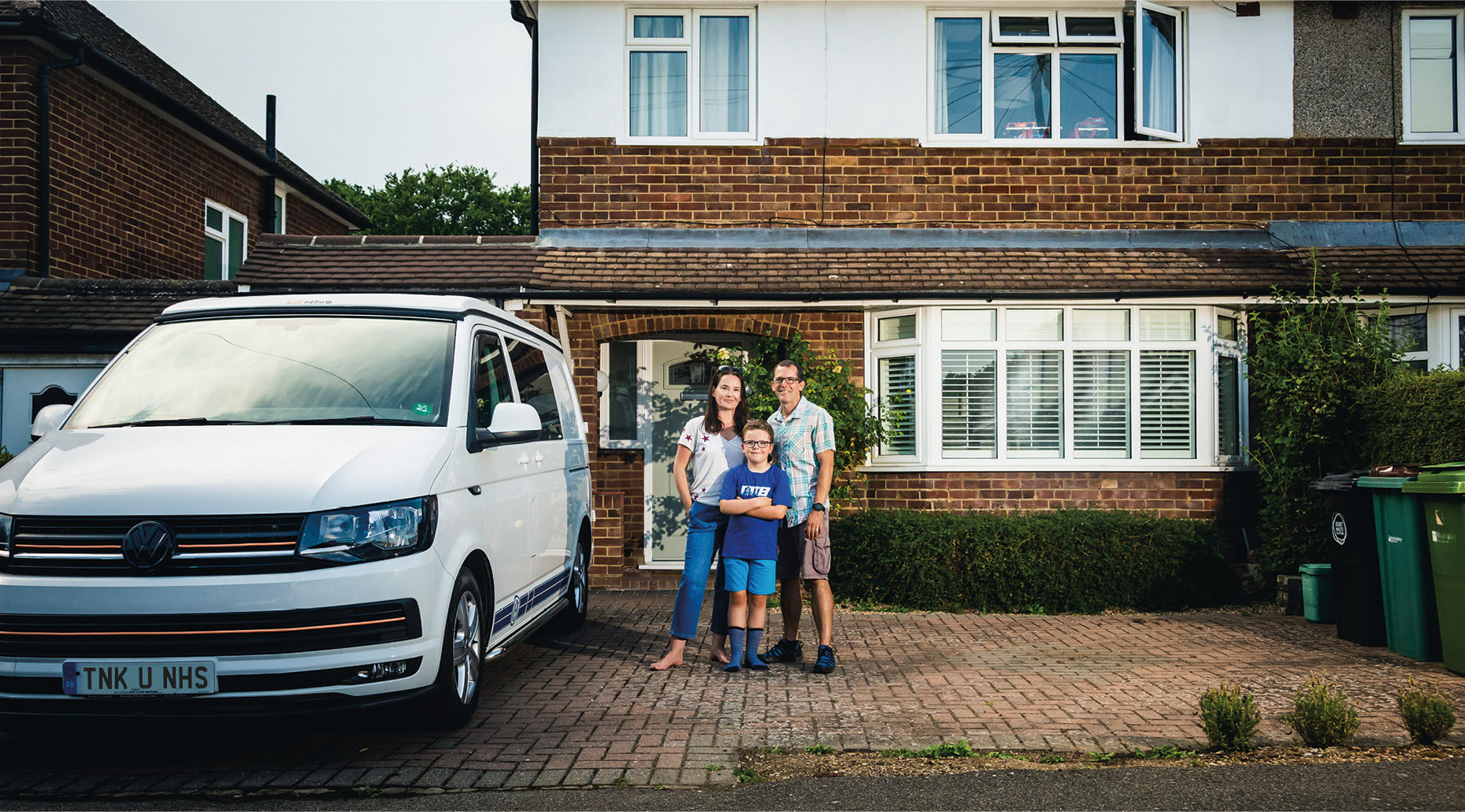 Ashtead Doorstep Portraits 95