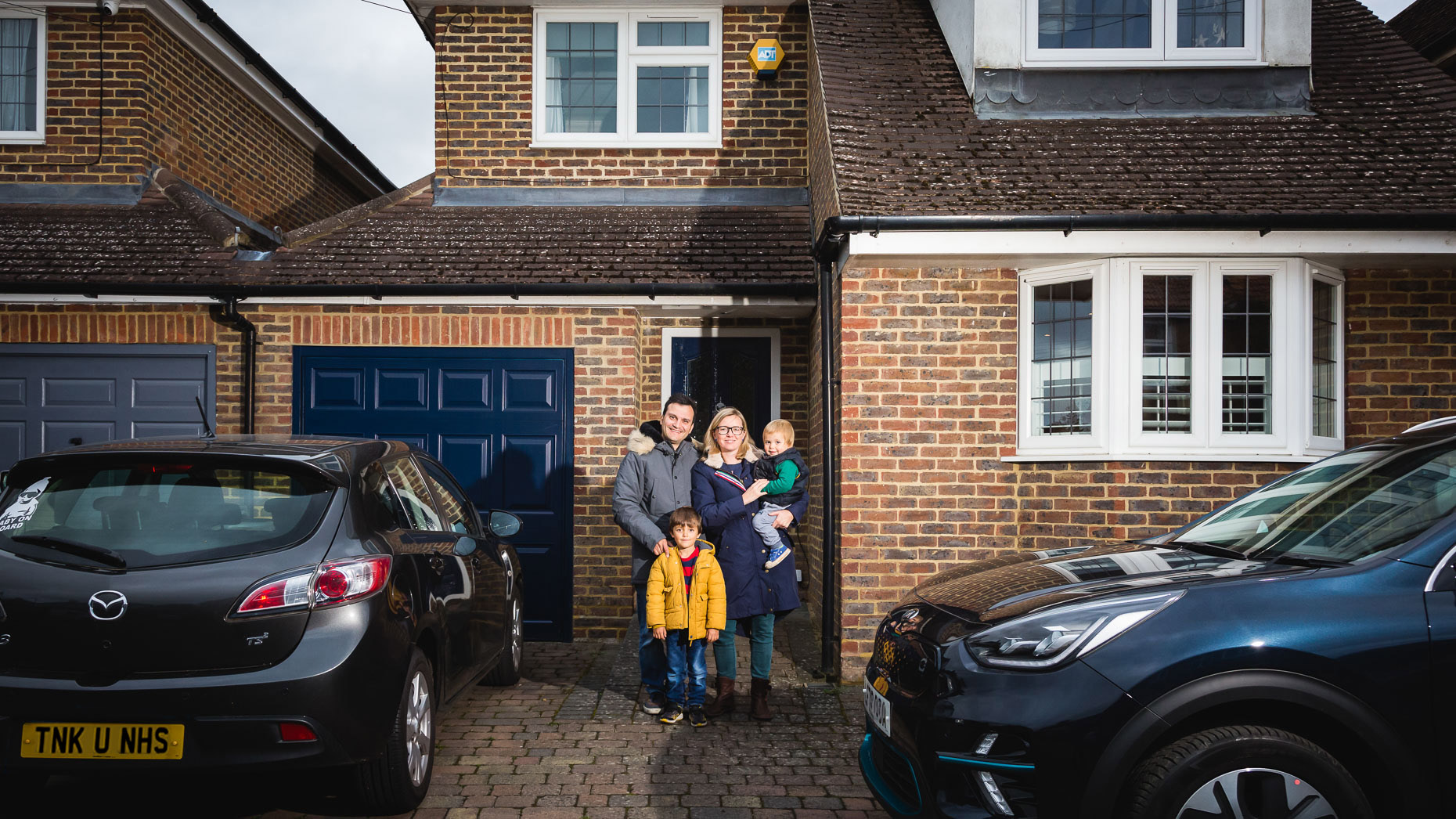 Ashtead Doorstep Portraits 98