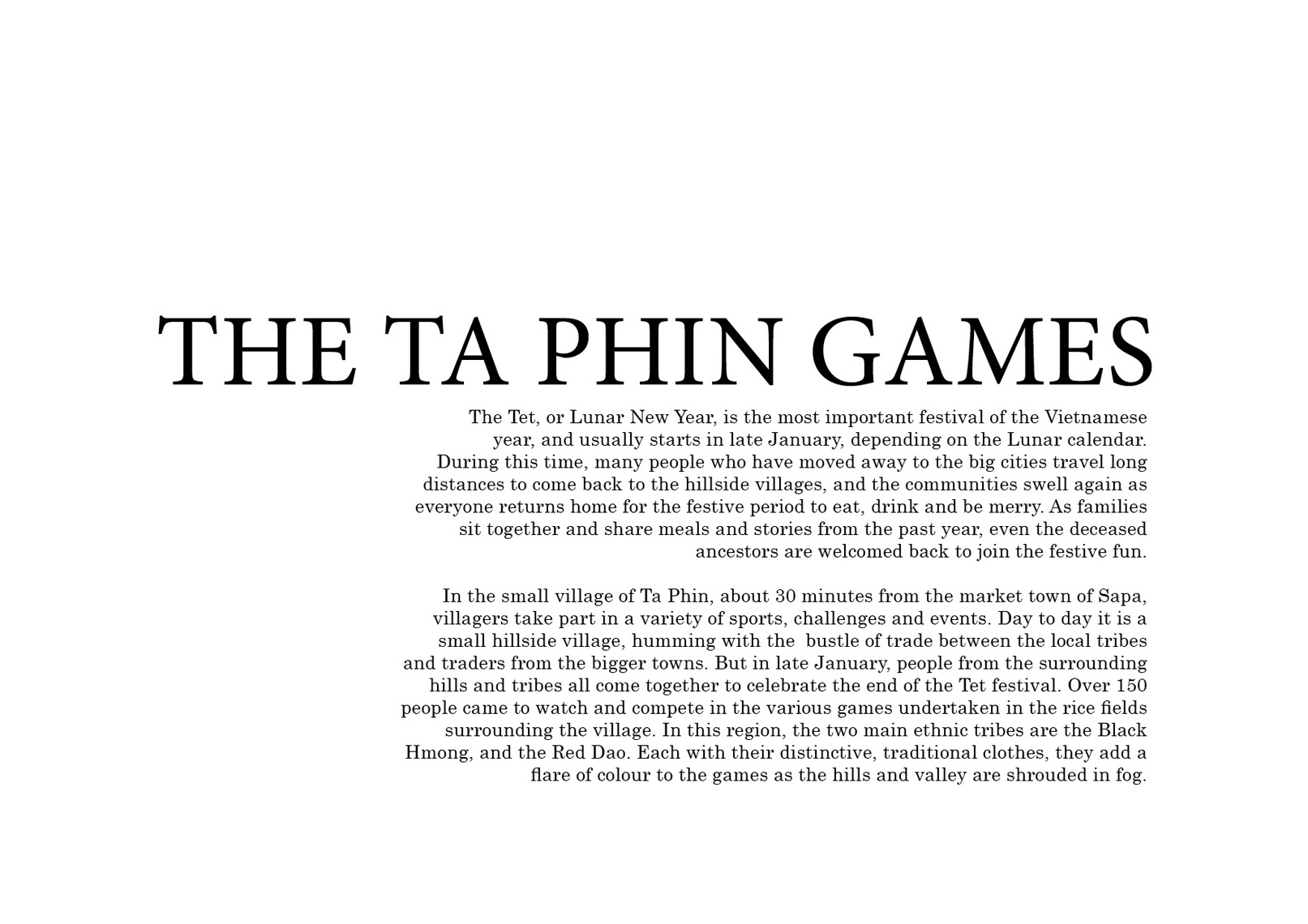 Ta Phin Games